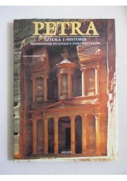 Petra. Sztuka i historia. Przewodnik po stolicy Nabatejczyków