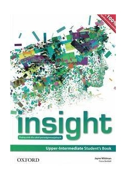 Insight Upper-Intermediate SB OXFORD