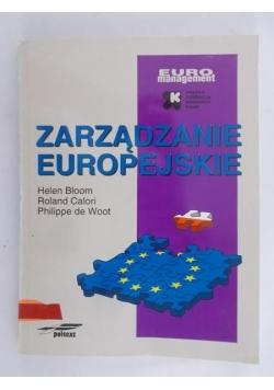 Zarządzanie europejskie
