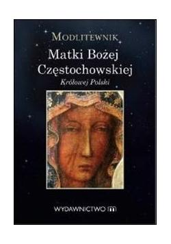 Matka Boska Częstochowska - modlitewnik