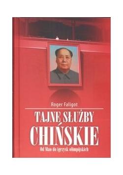 Tajne służby chińskie