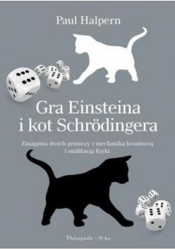 Gra Einsteina i kot Schrodingera