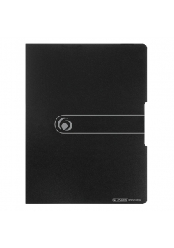 Segregator A4 PP 2R 1,6cm czarny Easy