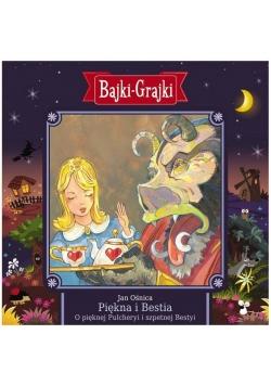 Bajki - Grajki. Piękna i Bestia CD