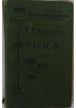 Pisma XXXV, 1901r.