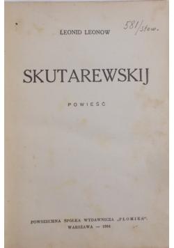 Skutarewskij, 1934 r.