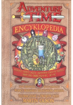Adventure time Encyklopedia / Studio JG