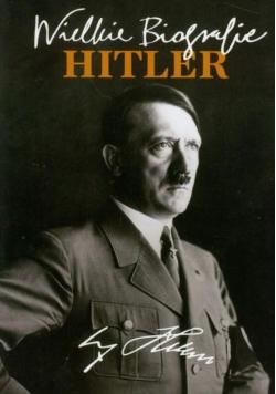Fiołka Katarzyna - Hitler. Wielkie biografie