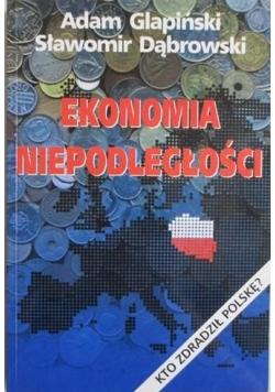 Ekonomia niepodległości