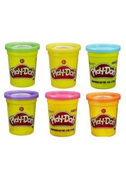 Play Doh Tuba, różne rodzaje