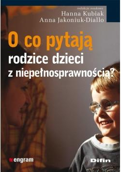 O co pytają rodzice dzieci z niepełnosprawnością?