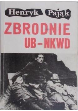 Zbrodnie UB-NKWD