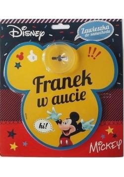Zawieszka Miki - Franek w aucie