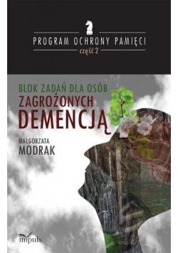 Program ochrony pamięci cz.2 Blok zadań