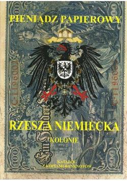 Pieniądz papierowy Rzesza Niemiecka