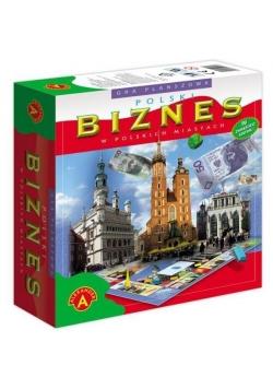 Polski biznes w polskich miastach ALEX