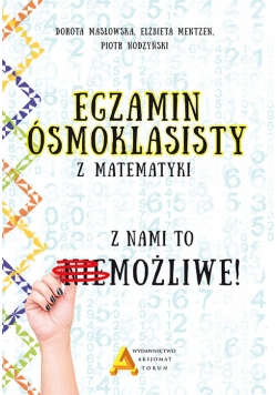 Egzamin ósmoklasisty z matematyki