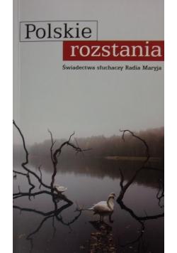 Polskie rozstania