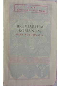 Breviarium Romanum , 1946 r.