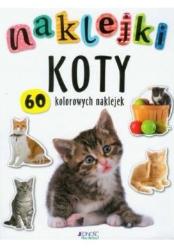 Naklejki - Koty Jedność