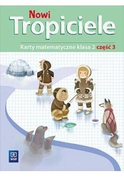 Nowi Tropiciele SP 2 Matematyka ćwiczenia cz.3