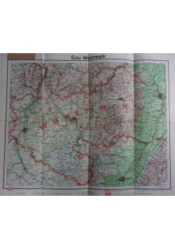 Gau Westmak-mapa