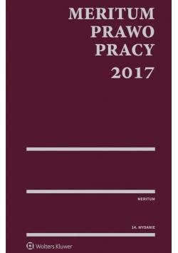 Meritum Prawo pracy 2017 w.14