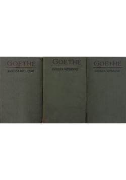 Dzieła wybrane, tom I, III, IV