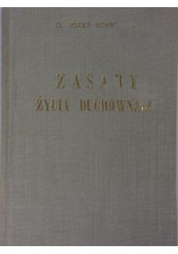 Zasady życia duchownego, 1939 r.
