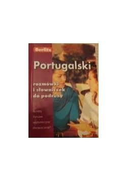 Portugalski rozmówki i słowniczek do podróży