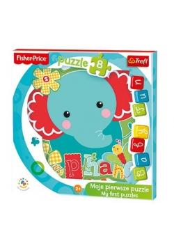 Baby Fun - Słonik Fisher-Price TREFL
