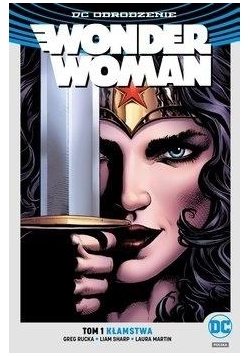 Wonder Woman. Tom 1. Kłamstwa