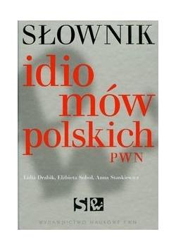 Słownik idiomów polskich