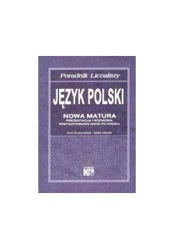 Poradnik LO J. polski - Nowa matura  KRAM