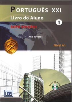 Portugues XXI 1 Podręcznik + CD