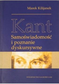 Kant. Samoświadomość i poznanie dyskursywne