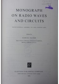 Monograph on radio waves and circuits