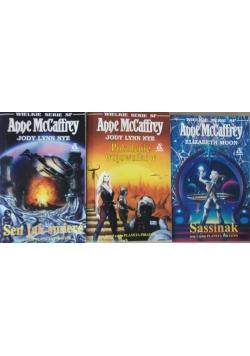 Anne McCaffrey, zestaw 3 książek