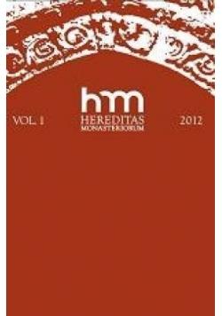 Hereditas Monasteriorum ,Vol.1