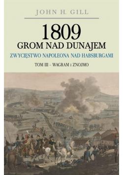 1809 Grom nad Dunajem T.3 Zwycięstwa Napoleona...