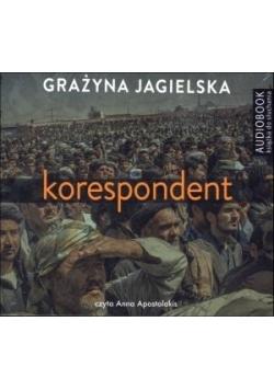 Korespondent Audiobook