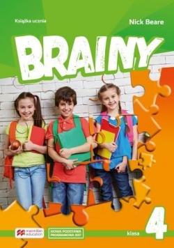Brainy 4 SB (wersja wieloletnia) MACMILLAN