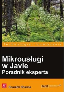 Mikrousługi w Javie. Poradnik eksperta