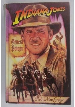 Indiana Jones. Geneza Potopu