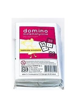 Domino matemat. dla opornych.Tabliczka mnożenia