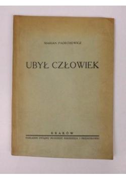 Ubył człowiek, 1946 r.