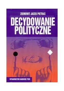 Decydowanie polityczne