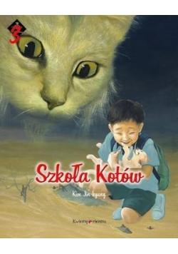 Szkoła kotów tom 3