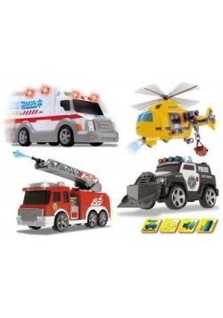 Małe pojazdy ratunkowe, różne rodzaje