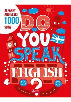 Alfabet angielski. 1000 słów